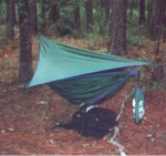 My original hammock in Louisiana